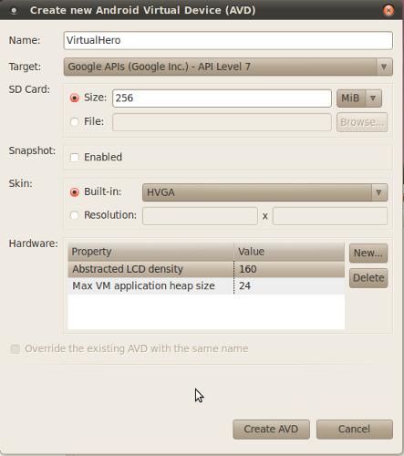 AndroidPrepareEmulator2