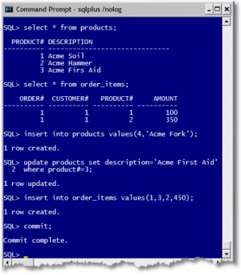 cx_Oracle | dbaportal eu