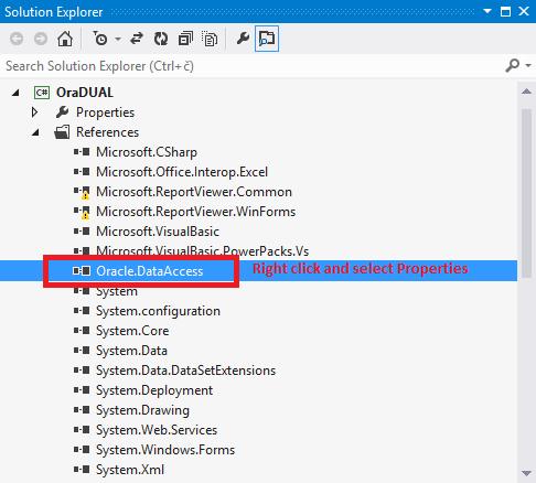 True XCOPY runtime for Oracle ODP NET application | dbaportal eu