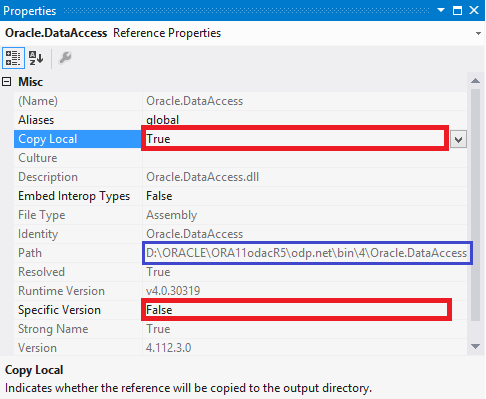 True XCOPY runtime for Oracle ODP NET application | dbaportal eu
