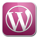 wordpress-icon-red