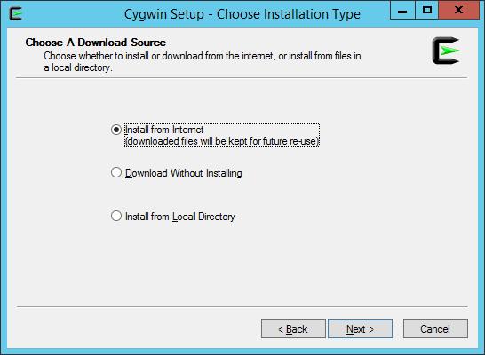 Installing OpenSSH (Cygwin 1 7 35) on Windows 2012 R2