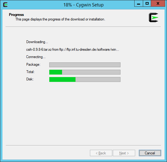 Installing OpenSSH (Cygwin 1 7 35) on Windows 2012 R2 | dbaportal eu