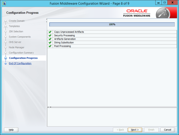 Installing Standalone Oracle Http Server 12c R2 (12 2 1 1) on