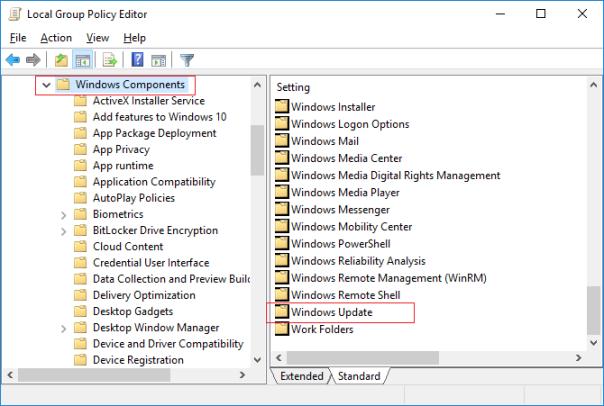 Windows 10 – disable Windows Update automatic reboot | dbaportal eu