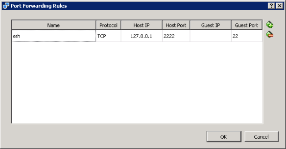 Using ssh tunneling to gain access to remote VirtualBox